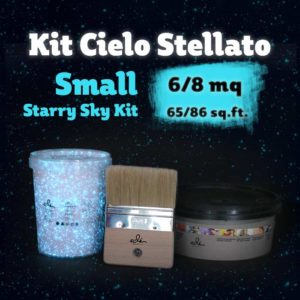 Kit Pittura cielo stellato Small